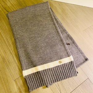 Gucci unisex wool scarf